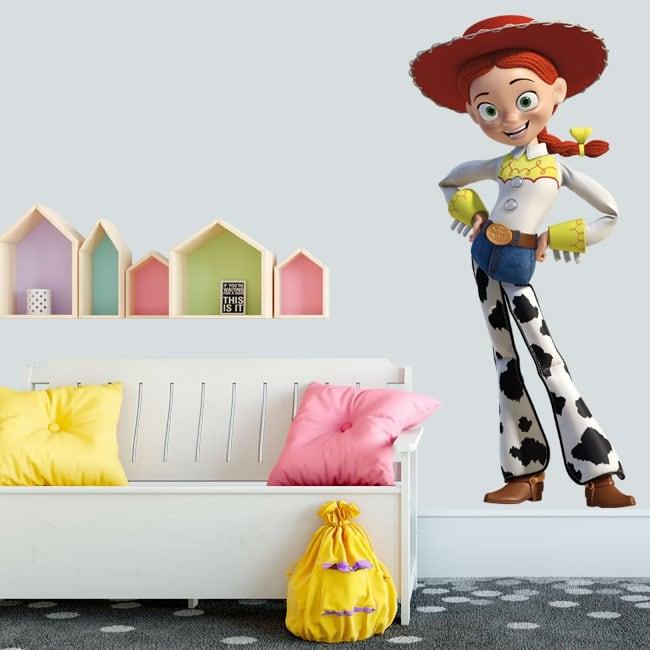 Vinilos Infantiles Disney.Vinilos Infantiles O Juveniles Disney Jessie Toy Story