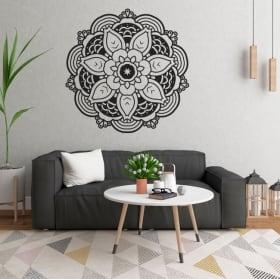 Vinilos de pared mandalas para decorar