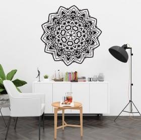 Vinilos mandalas para paredes y objetos