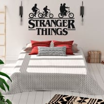 Vinilos decorativos stranger things