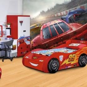 Fotomurales vinilos infantiles disney cars 3