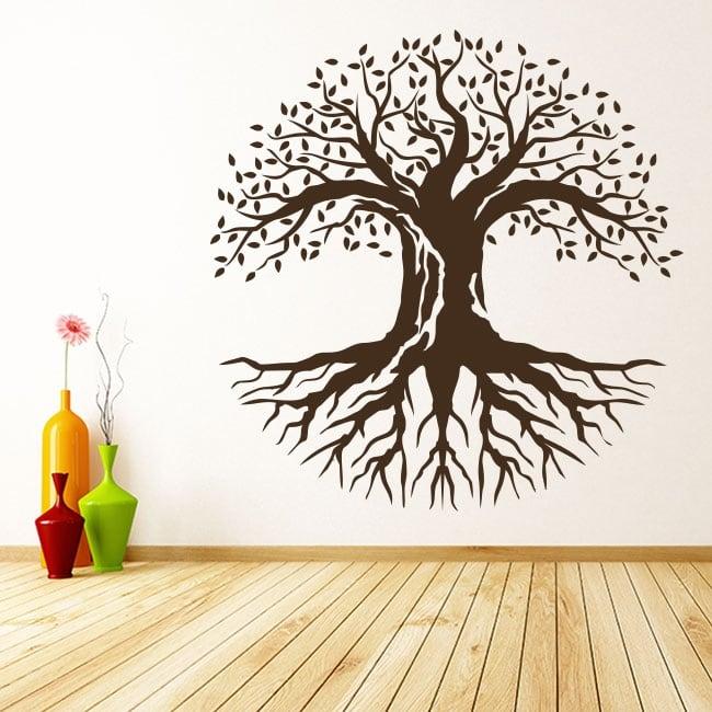 Vinilos decorativos y pegatinas el árbol de la vida