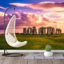 Fotomurales de vinilos adhesivos stonehenge