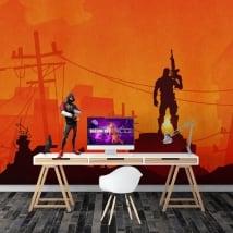 Fotomurales videojuego fortnite