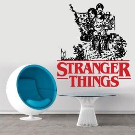 Vinilos stranger things