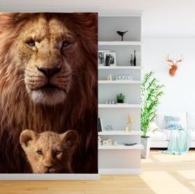 Fotomurales el rey león
