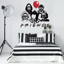 Vinilos decorativos y pegatinas netflix friends
