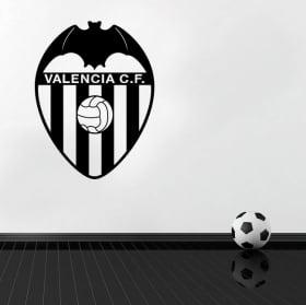 Vinilos decorativos y pegatinas escudo valencia club de fútbol