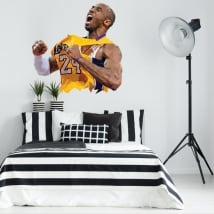Vinilos kobe bryant los angeles lakers