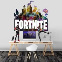 Pegatinas fortnite