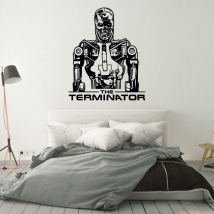 Vinilos decorativos o pegatinas the terminator