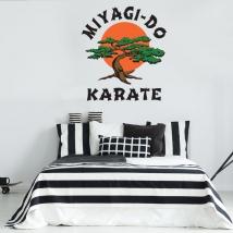 Vinilos y pegatinas miyagi-do karate kid