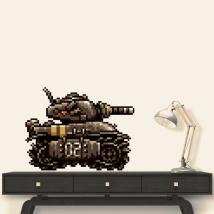 Vinilo metal slug tanque