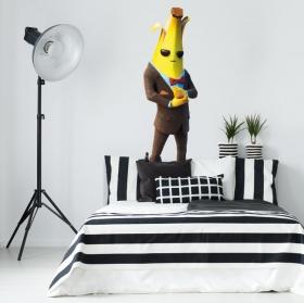 Vinilos adhesivos banana videojuego fortnite