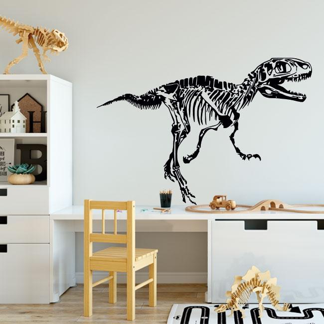 Vinilos infantiles o juveniles dinosaurio