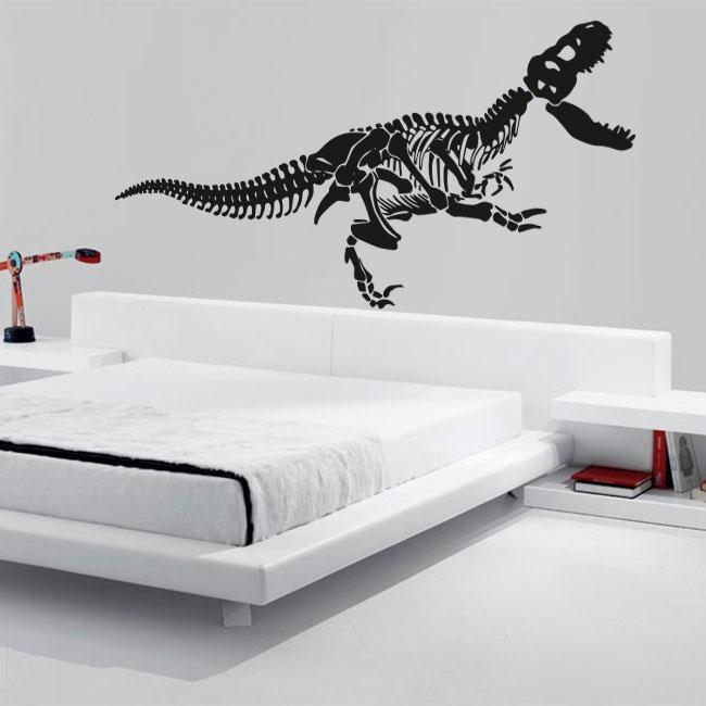 Vinilos decorativos dinosaurio