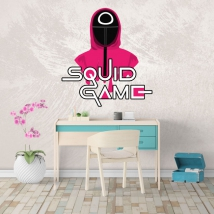 Vinilos netflix squid game