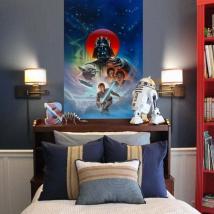 Fotomurales star wars el imperio contraataca